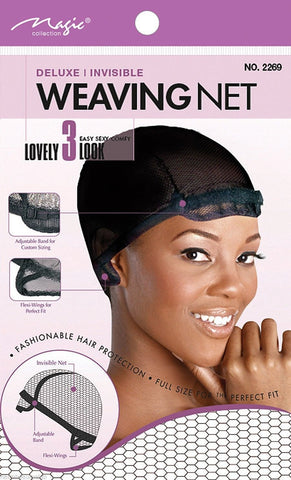 Magic Deluxe Invisible Weaving Cap 2269 - total hair and beauty