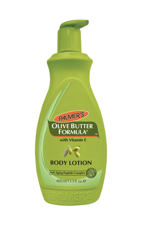 Palmers Olive Butter Formula Body Lotion Pump 400ml - total hair and beauty