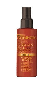 Creme of Nature Argan Oil Perfect 7 & 1 Leave-in Treatment - total hair and beauty