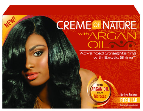 Creme of Nature Argan Oil Relaxer - total hair and beauty