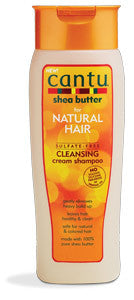 Cantu Sulfate-Free Cleansing Cream Shampoo - total hair and beauty