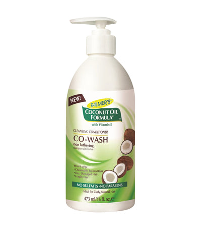 Palmers Coconut Oil Formula Cleansing Conditioner Co-Wash - total hair and beauty