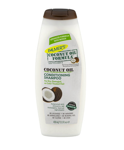 Palmers Coconut Oil Formula Coconut Oil Conditioning Shampoo - total hair and beauty