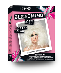 Crazy Color Bleaching Kit - total hair and beauty