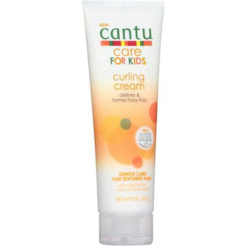 Cantu Care for Kids Curling Cream - total hair and beauty