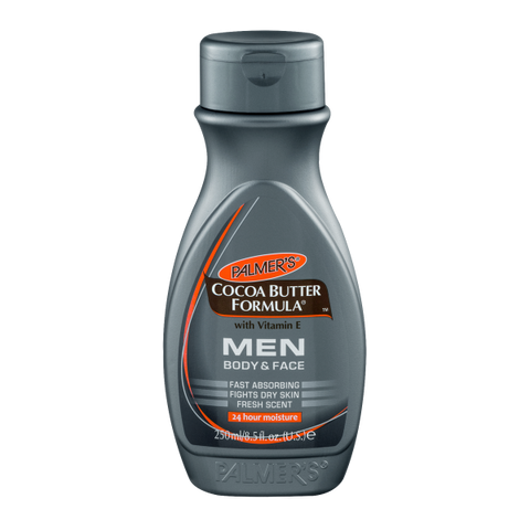 Palmers Cocoa Butter Formula Men Body & Face Lotion - total hair and beauty
