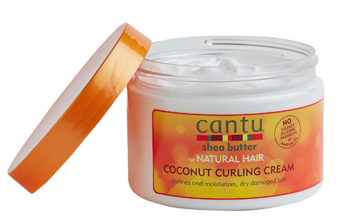 Cantu Coconut Curling Cream - total hair and beauty