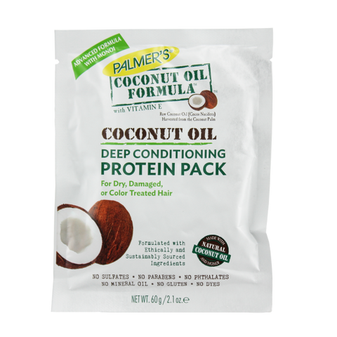 Palmers Coconut Oil Formula Deep Conditioning Protein Pack - total hair and beauty