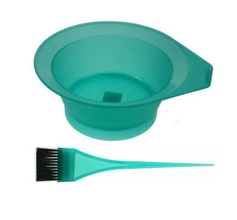Denman Frosted Tinting Bowl & Brush Set *other colours available* - total hair and beauty