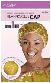 Magic Conditioning Heat Process Cap 2207 - total hair and beauty