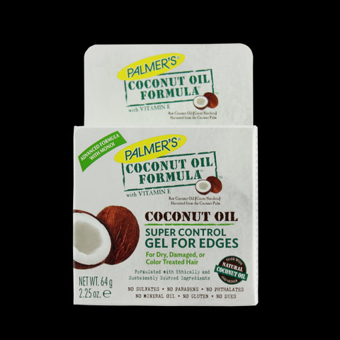 Palmers Coconut Oil Formula Super Control Gel for Edges - total hair and beauty