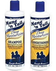 Mane 'n Tail Deep Moisturizing Shampoo and Conditioner - total hair and beauty
