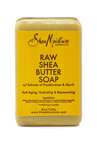 Shea Moisture Raw Shea Butter Soap - total hair and beauty