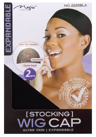 Magic Stocking Wig Cap 2225 - total hair and beauty