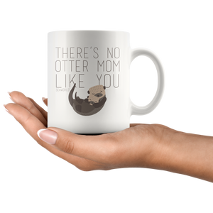 SeaWorld Otter Mom Coffee Mug