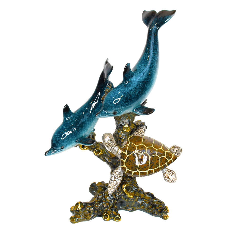 Resin Dolphin Figurine