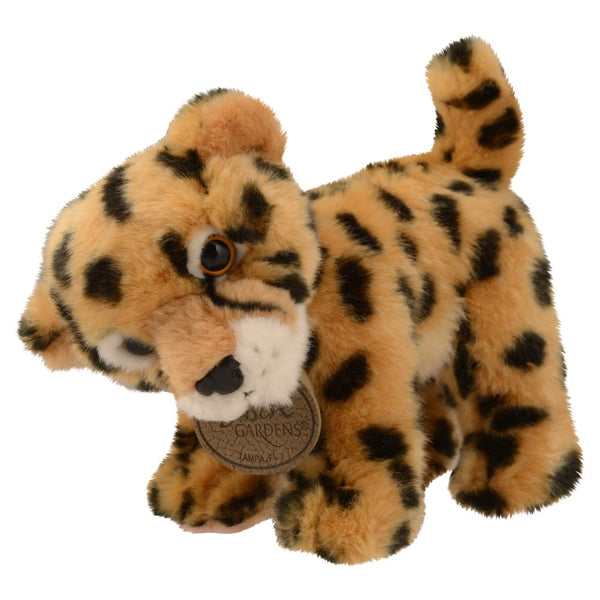 Cheetah Plush 8""