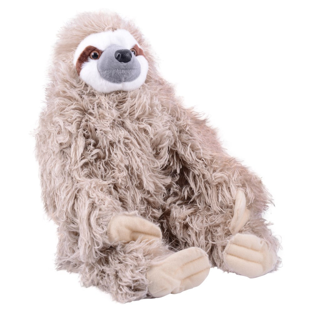 Three Toed Sloth Plush 12""