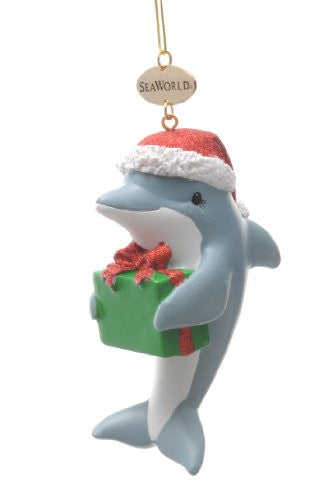 Dolphin Resin Ornament