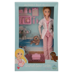 Animal Care Center Doll