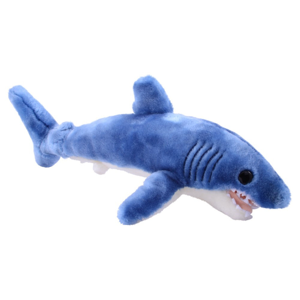 Shortfin Mako Shark Plush 17""