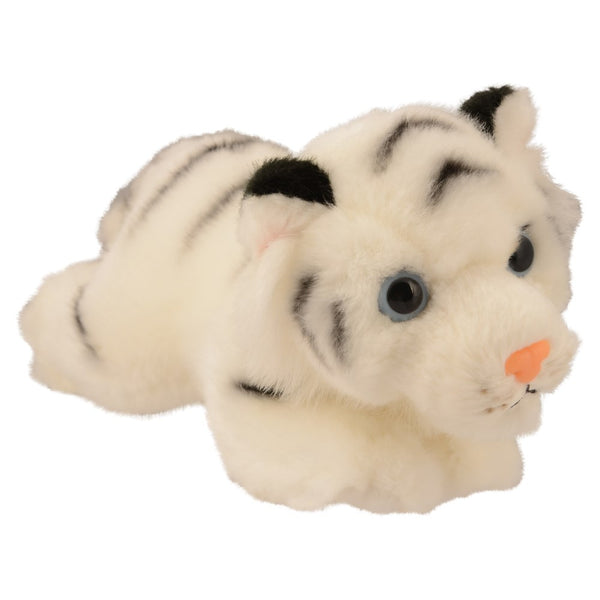 White Tiger Plush 8""