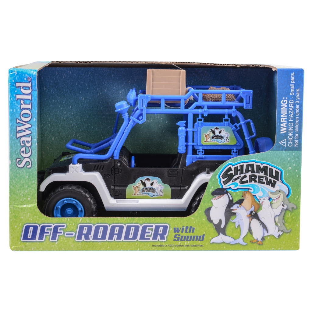 SeaWorld Off-Roader Truck With Sound