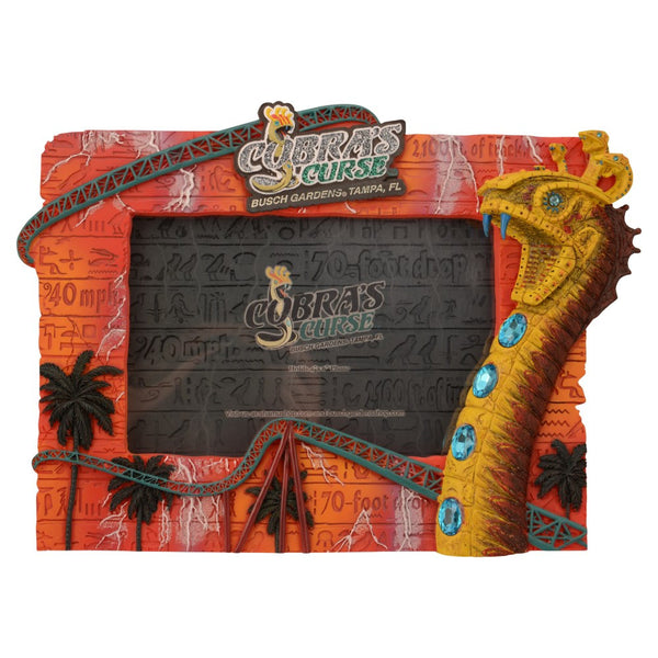 Cobras Curse Photo Frame