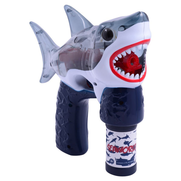 Shark Bubble Blower