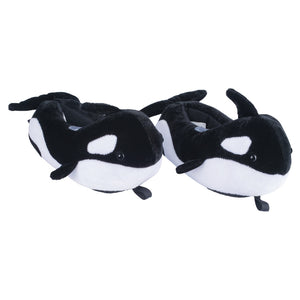 SeaWorld Whale Youth Slippers