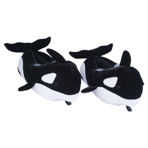 SeaWorld Whale Adult Slippers