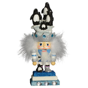 "Penguins 12"" Nutcracker"