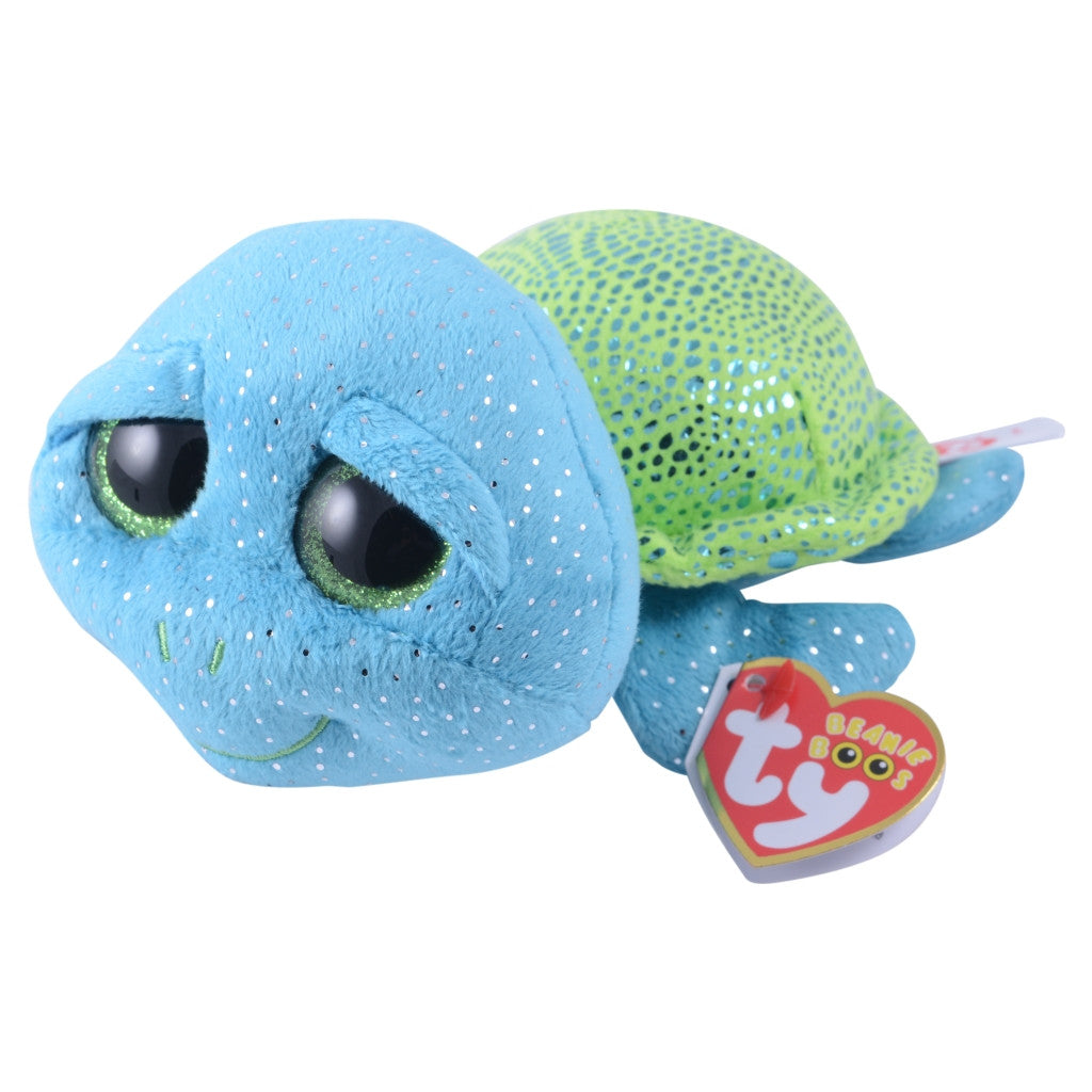 "Ty Beanie Boos SeaWorld Exclusive Turtle 8"" Plush"