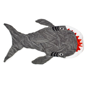 SeaWorld Shark Tail Blanket