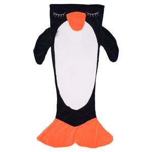 SeaWorld Penguin Tail Blanket