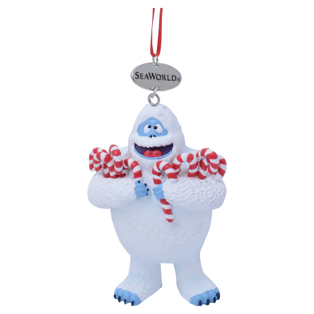 SeaWorld Bumble with Candy Ornament