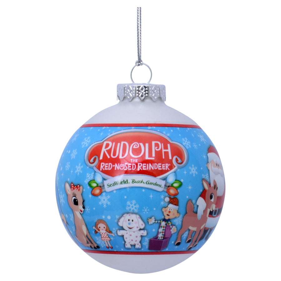 Rudolph Character Ornament