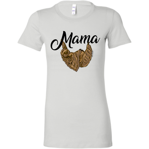 Busch Gardens Mama Sloth Ladies Tee