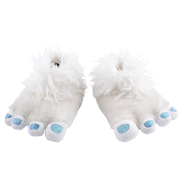 Snowman Youth Slippers