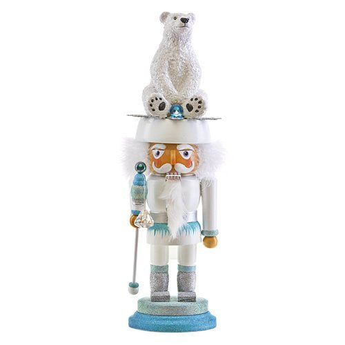 Polar Bear Nutcracker