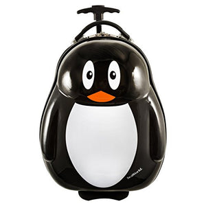 Penguin 3D Hard Sided Luggage