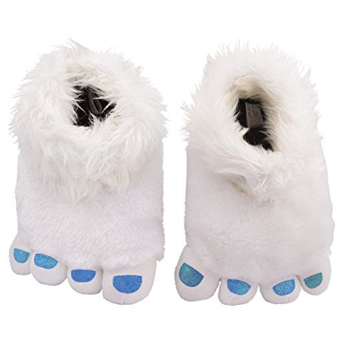 Snowman Slippers