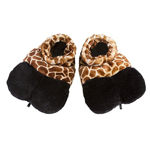 Giraffe Adult Slippers