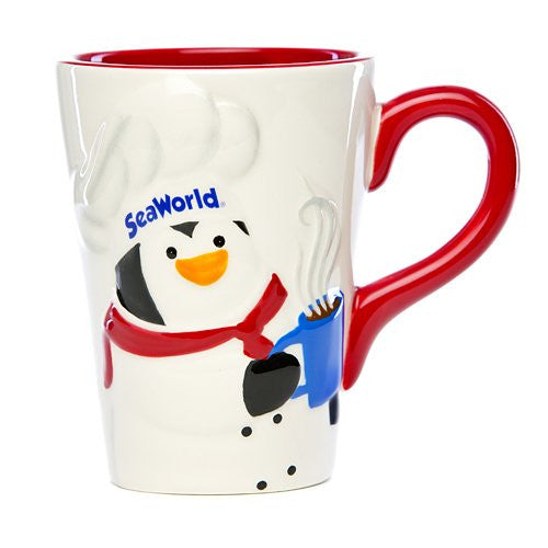 Penguin Chef Mug