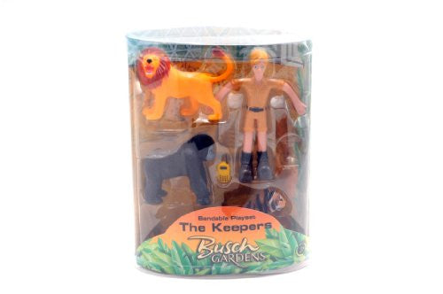 Male Zoologist Playset