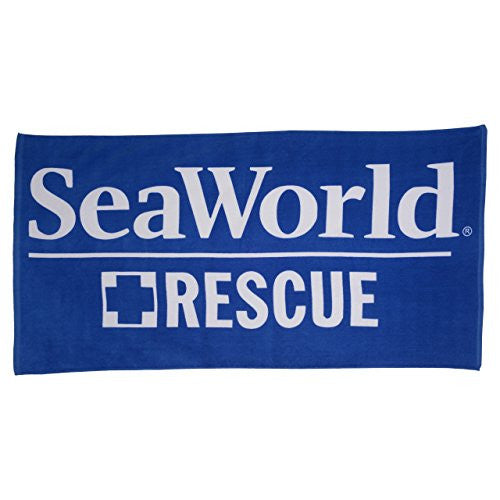 SeaWorld Rescue Towel