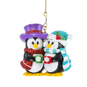 Penguin Mates Ornament