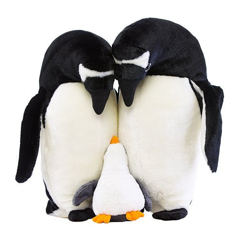 Penguin Family Plush