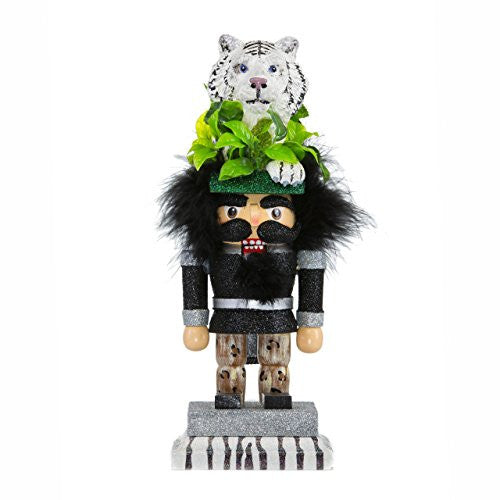 White Tiger Nutcracker