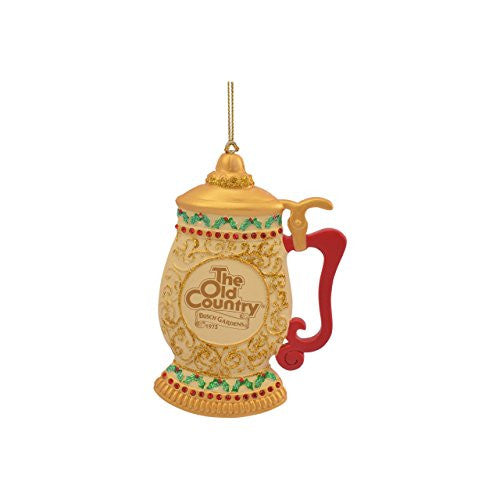Busch Gardens Stein Resin Ornament